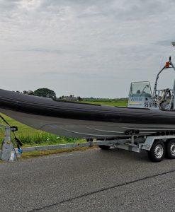 Rib trailer