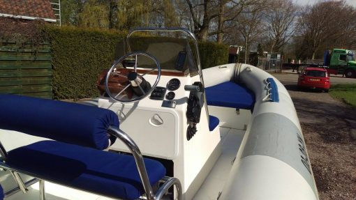 Rib Sovereigh RIB650